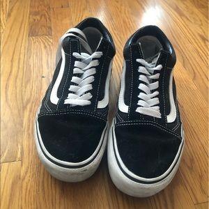Vans Shoes - Vans Old Skool Platforms